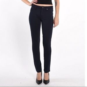 CALVIN KLEIN JEANS Mid Rise Navy Blue Skinny